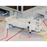 3 Pack Dual Wide Body Jet Bridges & Airport Adapters