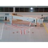 6 Pack Narrow Body Jet Bridges & Airport Adapters