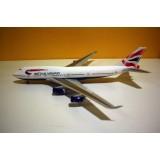 British Airways B747-400 G-BNLT