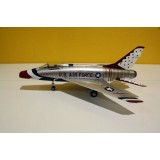 U.S. Air Force Thunderbirds F-100D Super Sabre