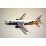 Monarch Airlines A300-600 G-MAJS