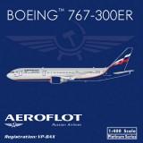 Aeroflot B767-300ER VP-BAX