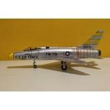 U.S. Air Force 1st Lt. Joe H. Engle F-100D Super Sabre (Signature) 55-3731