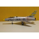 U.S. Air Force 1st Lt. Joe H. Engle F-100D Super Sabre  55-3731