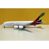 Asiana Airlines A380 HL7634