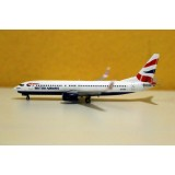 Comair British Airways B737-800 ZS-ZWI
