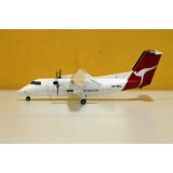 Qantas New Zealand DHC-8-100 ZK-NEU