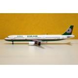 Eva Air A321 B-16201