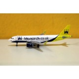 Monarch Airlines A320ceo G-ZBAA
