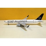 United Airlines Star Alliance B757-200 N14120