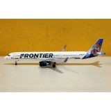 Frontier Airlines Bobcat A321ceo N706FR