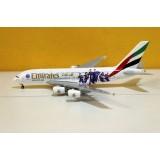 Emirates Airlines Paris Saint-Germain A380 A6-EOT