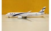 ELAL Israel Airlines B787-9 4X-DRM