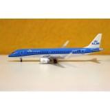 KLM Royal Dutch Airlines ERJ-190 PH-EZA