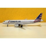 American Airlines A320 N118US
