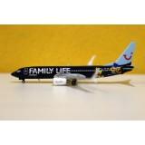 Jetairfly Family Life B737-800S OO-JAF