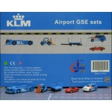 KLM Airport GSE Set 1