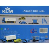 KLM Airport GSE Set 4