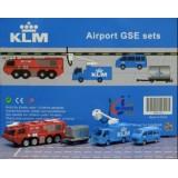KLM Airport GSE Set 6