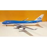 KLM Royal Dutch Airlines City of Tokyo B747-400 PH-BFT