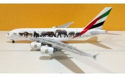 Emirates Airlines Wildlife #3 A380 A6-EEQ