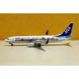 All Nippon Airways Flower Jet B737-800 JA85AN