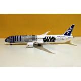 All Nippon Airways Star Wars R2D2 B787-9 JA873A