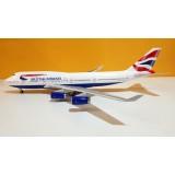 British Airways B747-400 G-CIVY