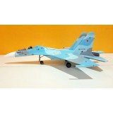 Russian Air Force SU-30M2 Flanker-C Blue 91