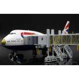 Aircraft Passenger Aerobridge 1:200