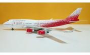 Rossiya Airlines B747-400 EI-XLE