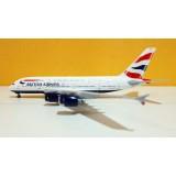 British Airways A380 G-XLEC