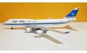Kuwait Airways B747-400 9K-ADE