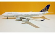 United Airlines 747 Friend Ship B747-400 N118UA