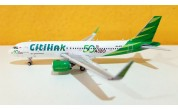 Citilink Airlines 50th A320neo PK-GTF