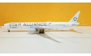Singapore Airlines Star Alliance B777-300ER 9V-SWJ