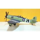 Royal Navy Hawker Sea Fury FB.11 WJ232