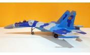Kazakhstan Air Force SU-27UB Flanker-C 53