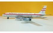Qantas Airways B707-100 VH-EBA