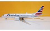 American Airlines B737MAX8 N324RA