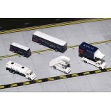 Delta Airlines Airport Service Vehicles 1:200
