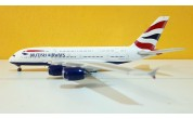 British Airways A380 G-XLEK