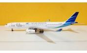 Garuda Indonesia Airways Miss World Indonesia 2013 A330-300 PK-GPE