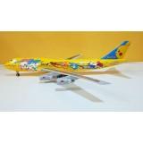 All Nippon Airways Pikachu Jumbo B747-400 JA8957