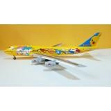 All Nippon Airways Pikachu Jumbo (FD) B747-400 JA8957