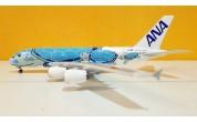 All Nippon Airways Flying Honu Lani A380 JA381A