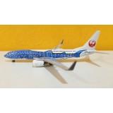 Japan Transocean Air JinBei B737-800 JA05RK