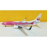 Japan Transocean Air Sakura JinBei B737-800 JA06RK