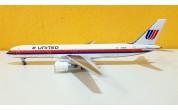 United Airlines B757-200 N545UA
