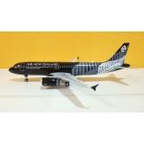Air New Zealand All Blacks A320 ZK-OAB